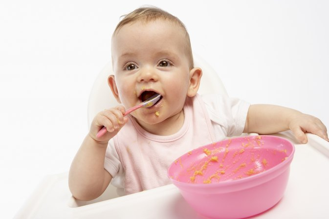 When Do Babies Stop Jar Food?