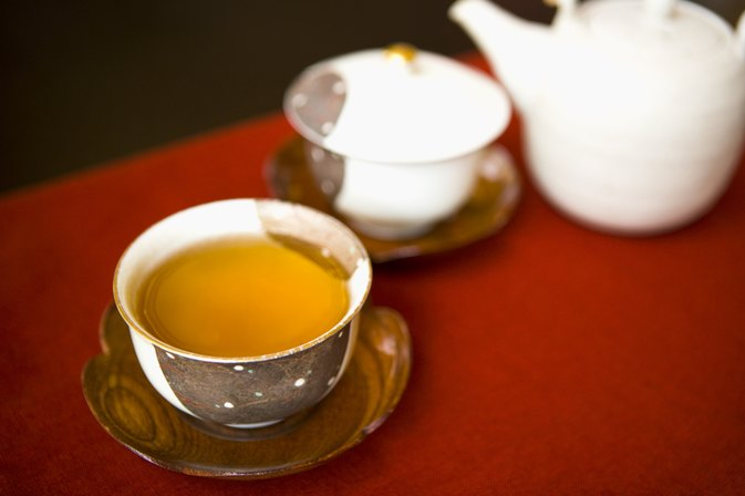 Does Hot Green Tea With Lemon & Honey Help With General Malaise?