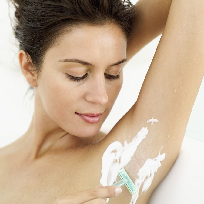 What Is Best to Use for Shaving Underarms Without ...