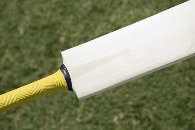 How to Change a Cricket Bat Grip Using a Grip Cone
