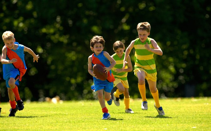 Social Effects of Sports on Young Children