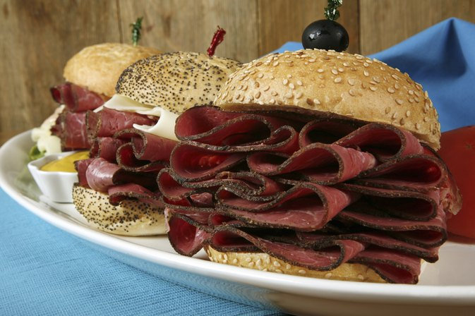 The Nutrition of Pastrami