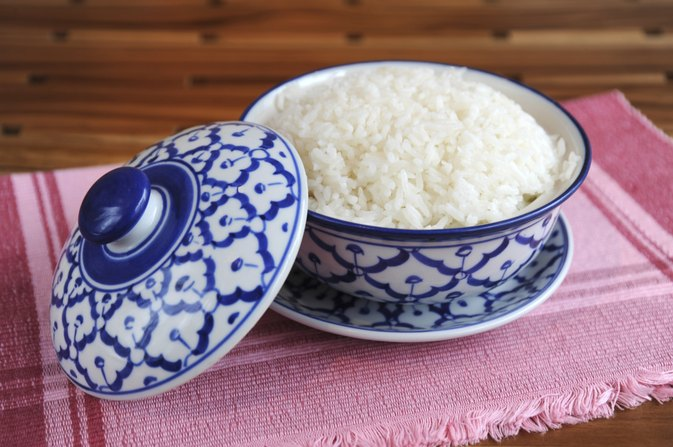 White Rice & Cholesterol