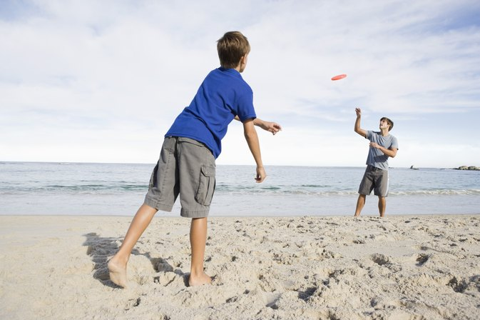 Games to Play on the Beach
