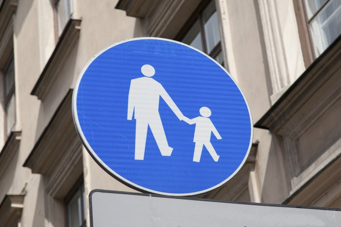 Information for Children on Traffic Rules