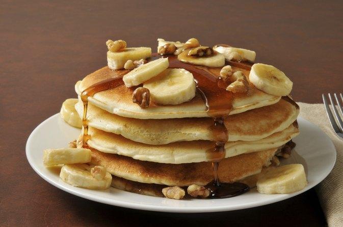 Original Pancake House Nutrition Information