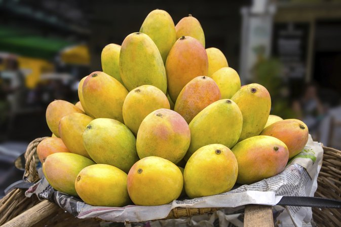 How Many Calories Does a Mango Have?