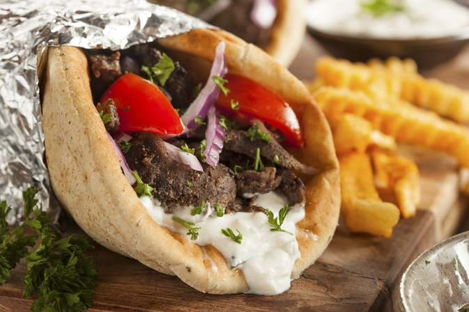 Is Gyro Meat Healthy?