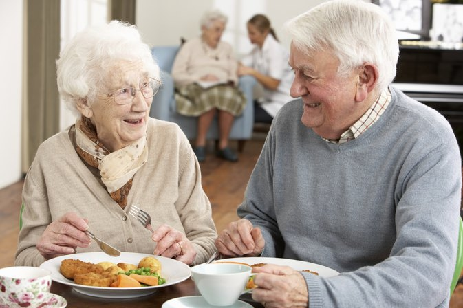 Healthy Dinner Menu for Seniors