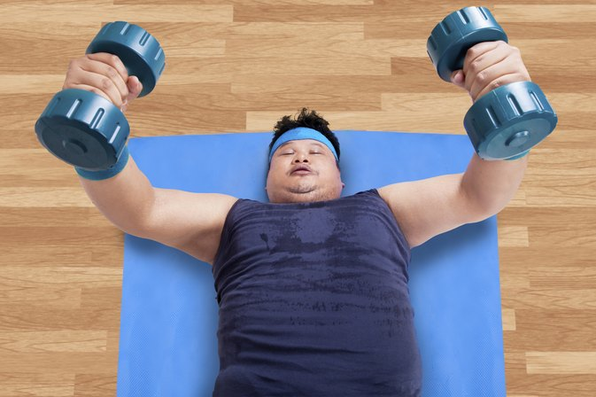 Exercises for the Sedentary & Morbidly Obese