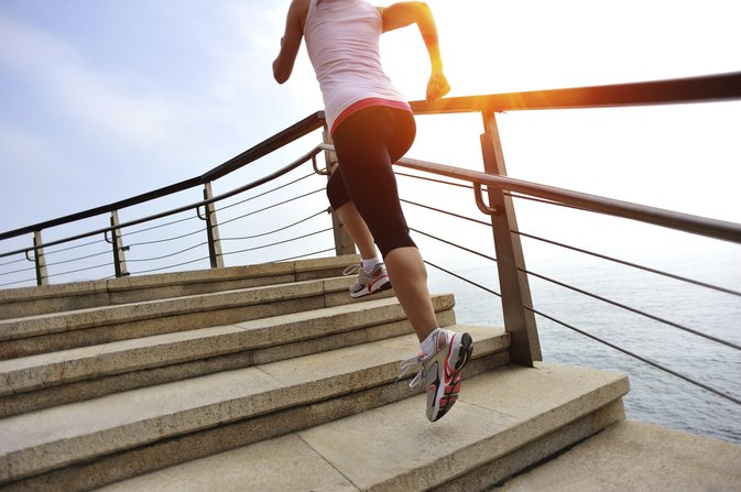 How to Convert Stair Climbing to Miles