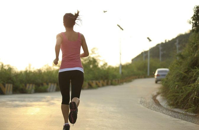 Does Running Make You Thin?