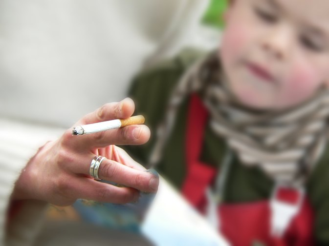The Effects Of Smoking On Family Livestrong Com