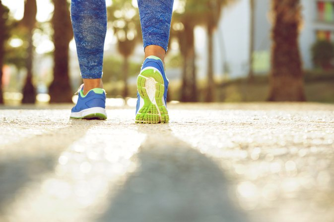 Walking Speed for Weight Loss