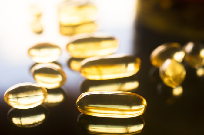 Fish Oil for a Toddler With Speech Developmental Delays