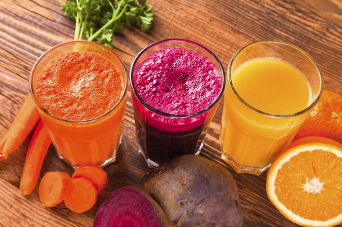 Juice Fasting and Mouth Aches