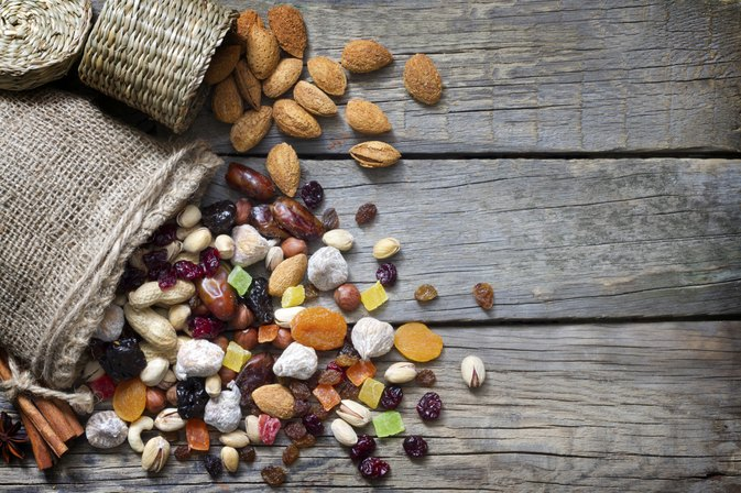 Can I Live on Dried Fruits & Nuts?