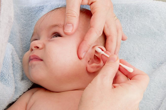 Ear Itching in Infants