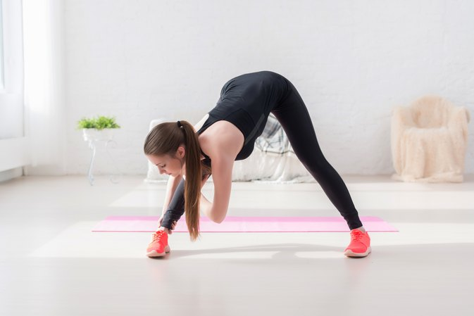 Exercises to Help a Groin Injury