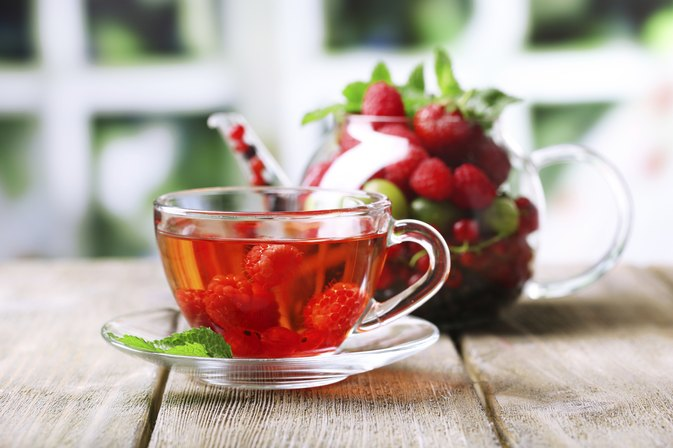 Side Effects of Raspberry Tea