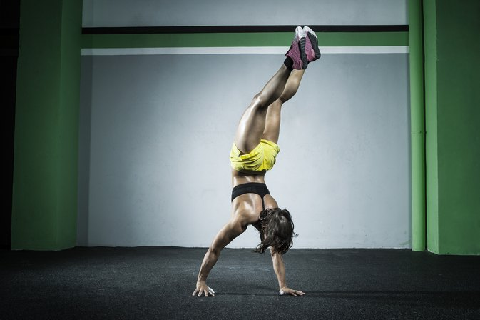 Do You Have to Be Strong to Do Handstands?