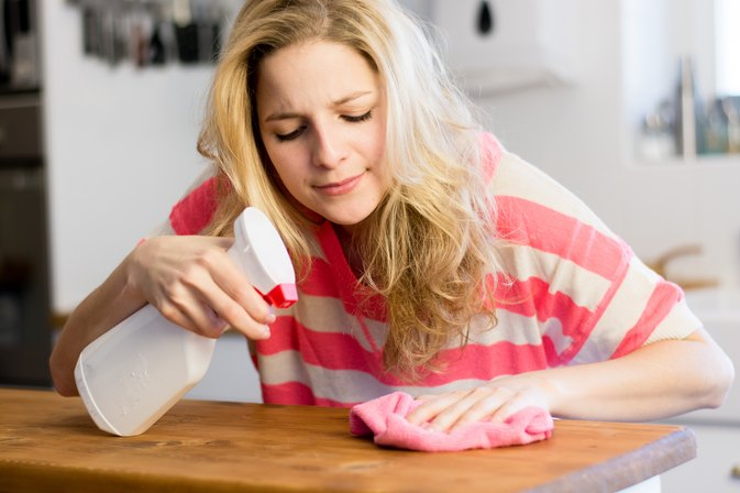 Organic Remedies for Killing Mold