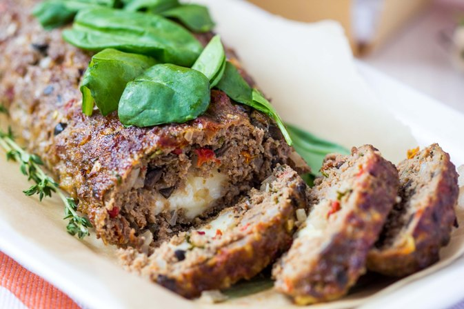 Is Meat Loaf Healthy?