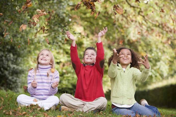 Fun Games to Play Outside or in a Gym With Afterschool Age Kids