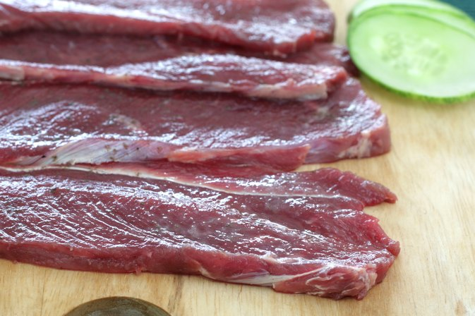How to Cook a Sirloin Strip