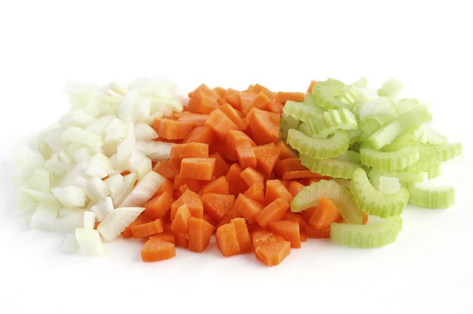 How to Lose Body Fat with Celery, Carrots, Cucumbers & Onions
