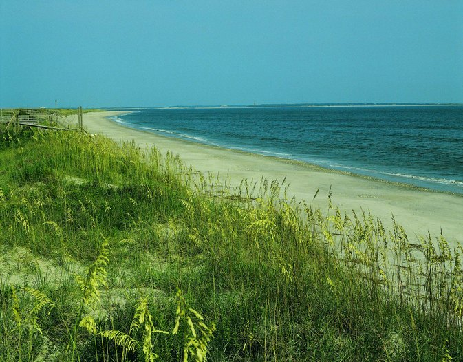 Oceanfront RV Campgrounds in North Carolina