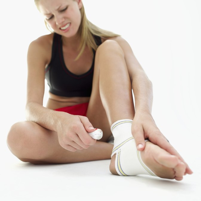 Hot & Cold Therapy for a Sprain or Strain