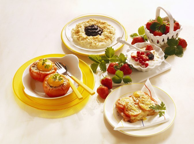 Healthy Breakfast Items to Bring for Co-workers