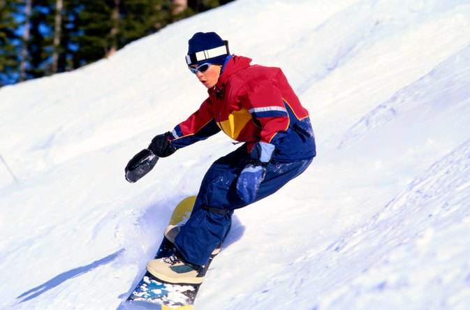 The Best Exercises for Snowboarding
