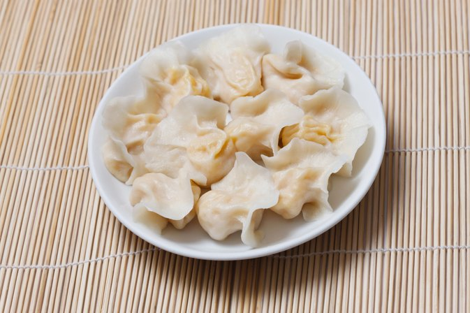 How to Bake Potstickers
