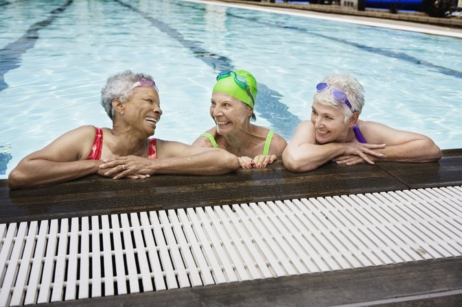 How Many Calories Can You Burn in an Aquafit Class?