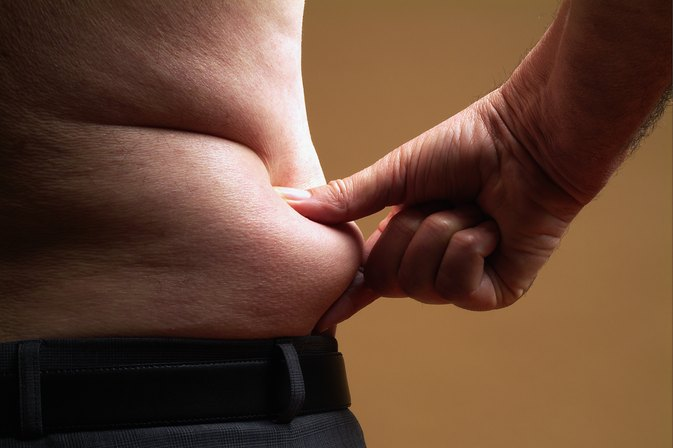 How to Get Rid of Fat Around Back of Waist