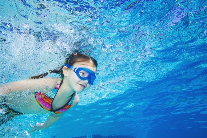 Can a Child Swim With a Fever?
