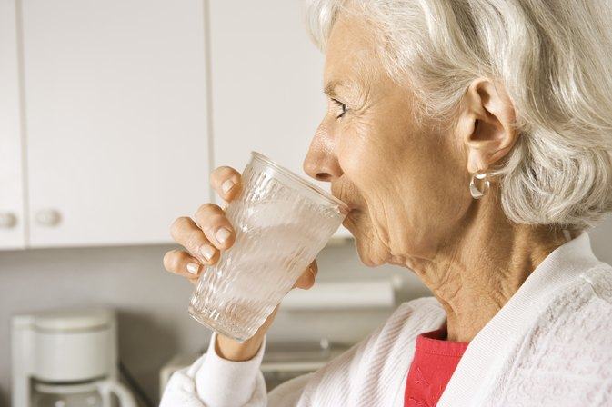Proper Hydration in the Elderly