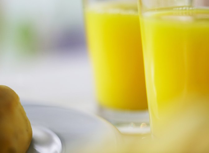 Can 1-Year-Olds Have Orange Juice?