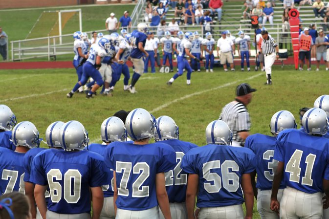 Strength & Weight Training for High School Football