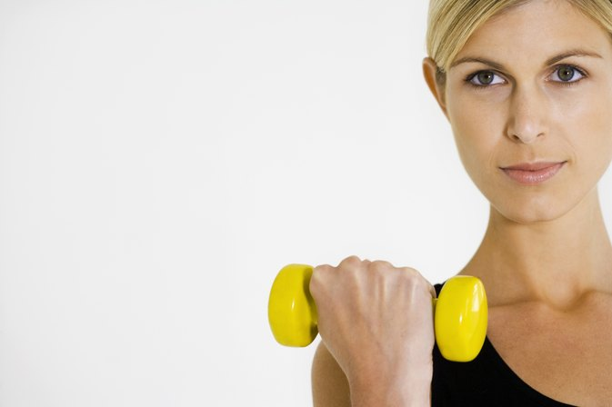 Compound Dumbbell Exercise