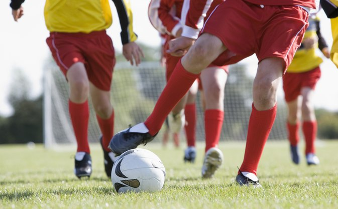 Does Soccer Give You Thicker Thighs?