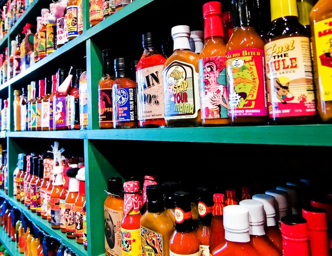 Does Hot Sauce Speed Up Your Metabolism?