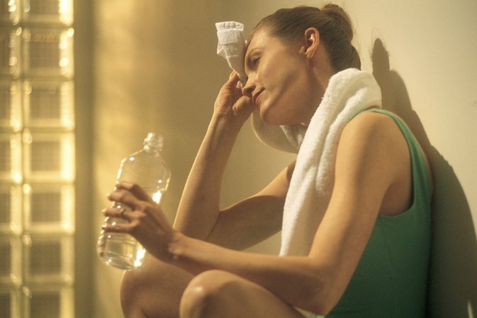 How to Avoid Exercise Induced Nausea & Vomiting