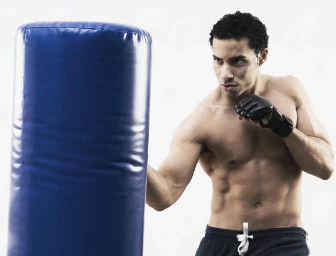 Exercises to Increase Punching Power for Boxing
