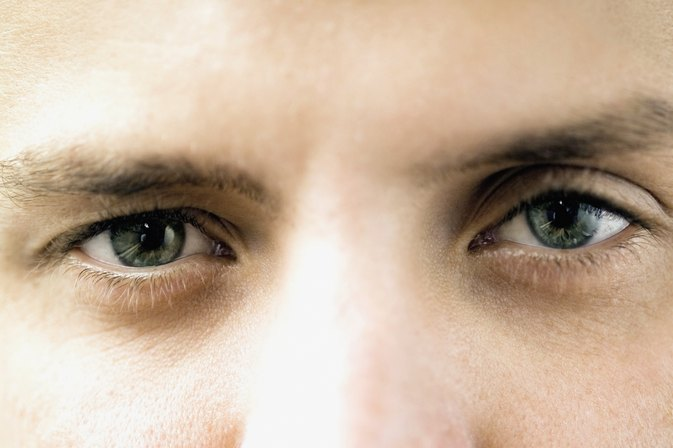Inexpensive Way to Get Rid of Frown Lines Between the Eyes