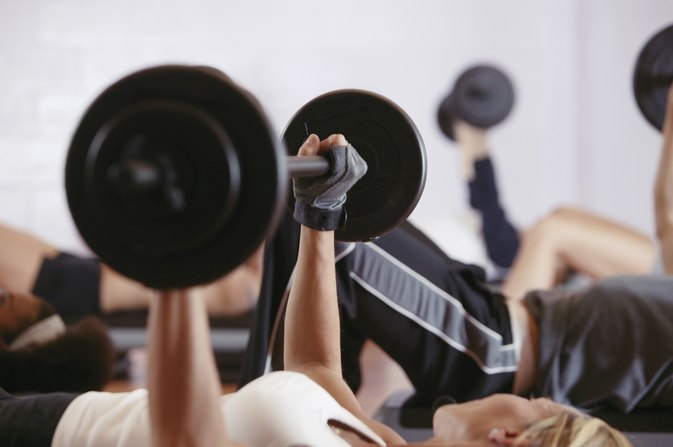 How to Stop Feeling Sick After Weight Lifting