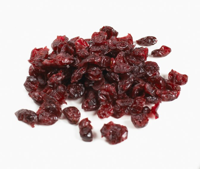What Is the Nutritional Value of Dried Cranberries Compared to Fresh Cranberries?