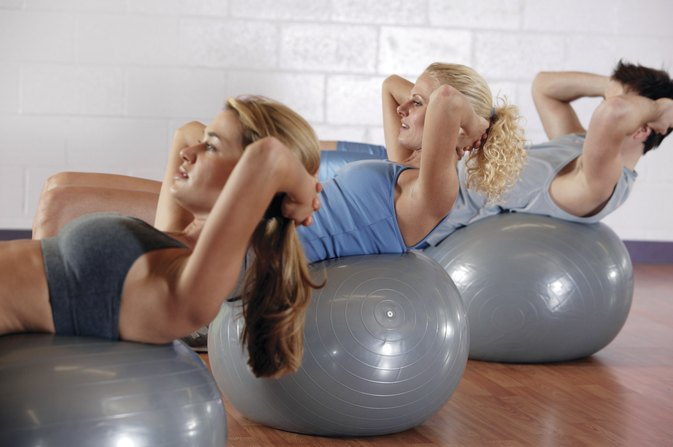 Can You Get Rid of Lower Belly Fat with Stability Ball Exercise?